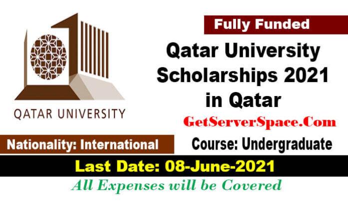 Qatar University Scholarships 2021 in Qatar For International Students
