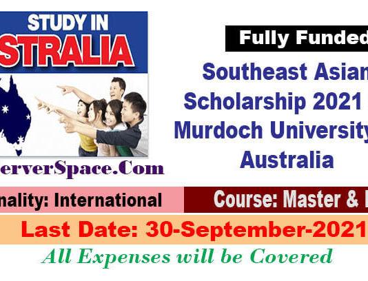 Murdoch University Asian Scholarship 2022 in Australia Fully Funded