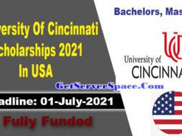 University Of Cincinnati Scholarships 2021 In USA Fully Funded