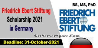 Friedrich Ebert Stiftung Scholarship 2021 in Germany [Fully Funded]