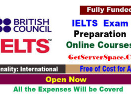 IELTS Exam Preparation Online Courses For International Students