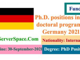 Ph.D. Positions in Empowering Digital Media in Germany 2021