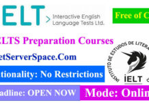 Free Online IELTS Preparation Classes from the British Council in the UK